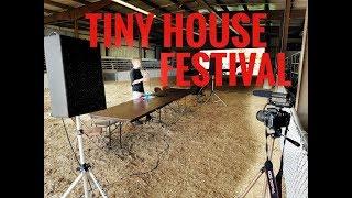 Tiny house FESTIVAL//met Jay Shafer