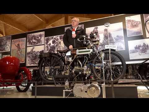 Motosx1000: Historias de la Moto .- Triumph Model H -.