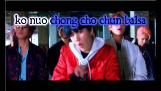 BTS - Not Today [Karaoke - Lyric] Pronunciación en Español