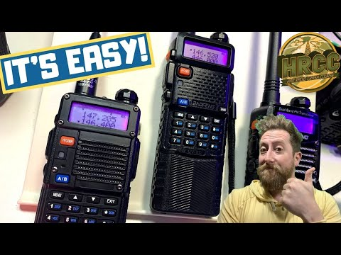 BaoFeng Ham Radio From Noob to Skilled in 60 minutes