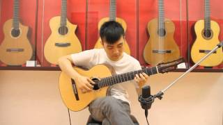 """The Everlasting Guilty Crown """"Classical Guitar"""" Steven Law"""