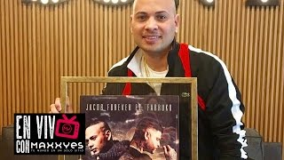 Jacob Forever gana El Triple Disco de Platino | En VIVO con MAXXYES