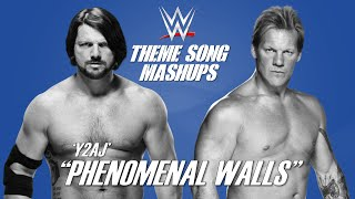 "WWE Mashup: ""Phenomenal Walls"" | AJ Styles & Chris Jericho | Y2AJ"