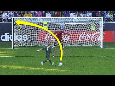 Top goluri din penalty date de portari