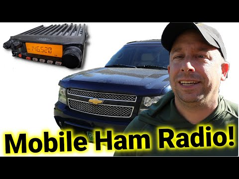 Ham Radio and CB Radio Mobile Installation Highlights #MNHR