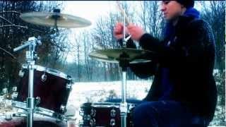 C.I.A - Pui de lei (drum cover)