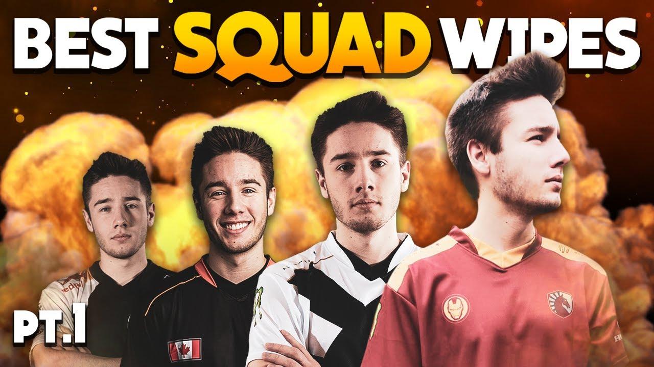 Kaymind - FLASHBACK: Kaymind's Best PUBG Squad Wipes | Part 1