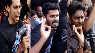 2.0 Public Reaction | FDFS Reaction | Rohini Cinemas | Rajinikanth | Akshay kumar | Shankar #2Point0