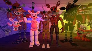 Foxies Sing The FNAF Song
