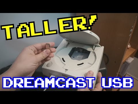 UNA DREAMCAST CON USB!! || Taller: USB-GDROM para Dreamcast