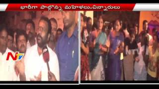 Bathukamma Celebrations at Film Nagar in Hyderabad