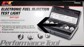 How to test your injectors using the noid lights