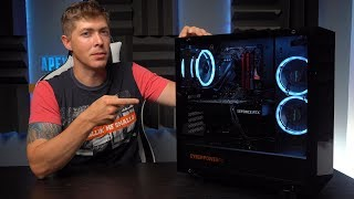 TRUTH About Prebuilt Gaming PC's in 2019 | $1620 CYBERPOWERPC Review