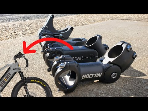 Suspension Stem for Your Ebike - 5 Things to Know