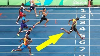 20 ATHLETES WHO CELEBRATED TOO EARLY