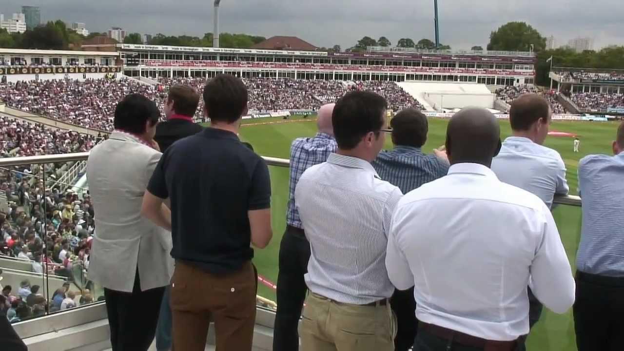 England v India – Test Match 2011 – Edgbaston