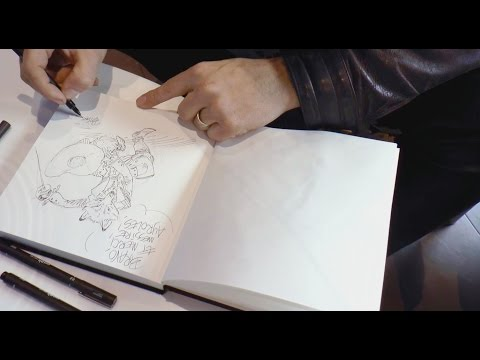 Vidéo de Alain Ayroles