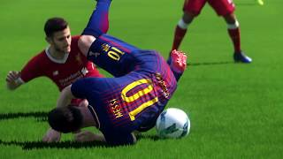 PES 2018 - New Free Kick System Compilation #1