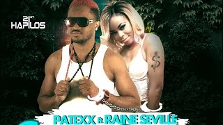 Patexx Ft. Raine Seville - Cyaa Leff (Raw) [Rainfall Riddim] June 2015