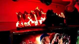 Pinball AC/DC Topper Beleuchtung
