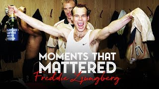 Moments That Mattered | Freddie Ljungberg reacts to the Invincibles, Barcelona heartbreak and more