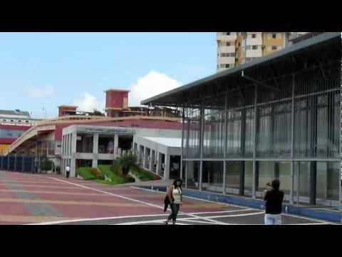 Malecón 2000 visto con CANON SX40 HS de Elkamy.MOV