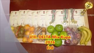 VIII. DELTA MIX Kupa 2016 Érd