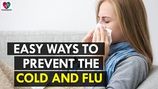 Easy Ways to Prevent the Cold and Flu - Health Sutra
