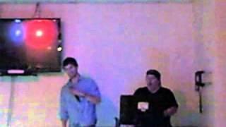 Hillbilly Bone Karaoke