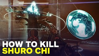 Destiny 2:  How to Kill Shuro Chi the Corrupted - Last Wish Raid Guide (Boss 2)