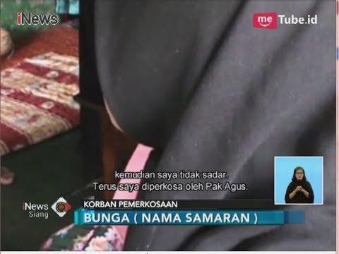 Download Video Gadis SMP Di Tasikmalaya Diperkosa Kepala Sekolah Berkali-kali - INews Siang 06/04
