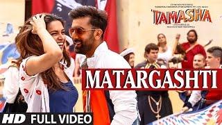 MATARGASHTI full VIDEO Song | TAMASHA Songs 2015 | Ranbir Kapoor, Deepika Padukone | T-Series width=