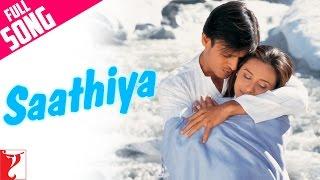 Chhalka Chhalka Re - Full Song | Saathiya | Vivek Oberoi | Rani Mukerji width=
