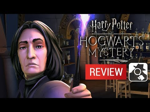 HARRY POTTER: HOGWART'S MYSTERY | AppSpy Review