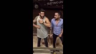 Gusttavo Lima  Bebado e imitando Eduardo Costa