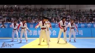 Kung Fu Boys Dance