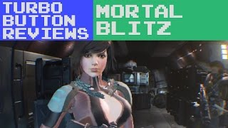 Mortal Blitz - PSVR (Turbo Button Reviews)