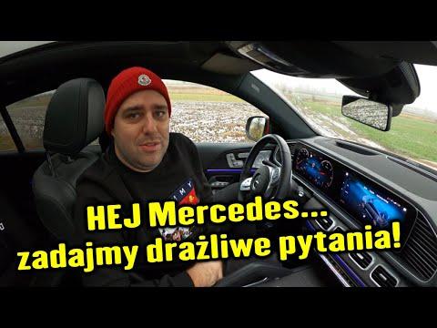 Hej Mercedes! Sprawdźmy jak odpowie na trudne pytania
