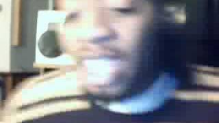 FREESTYLE'N... Yung Mula Baby Lmao QStorm .:. webcam recorded Video - December 11, 2009, 10:24 AM