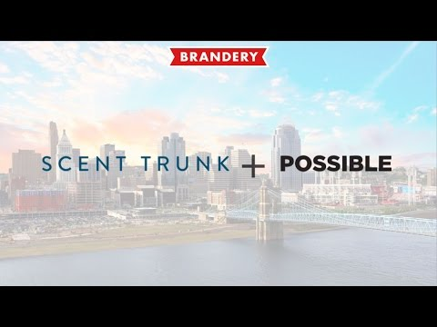 Brandery Demo Day 2016 - Scent Trunk
