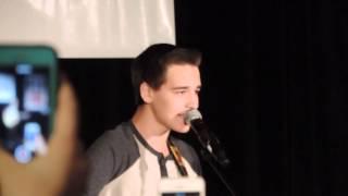 Jacob Whitesides Say Something (Cover) - Magcon Tour, Washington DC 12/29/13