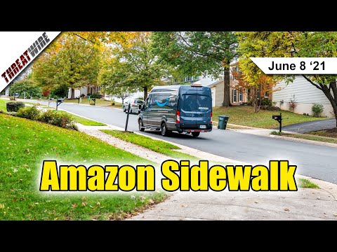 Amazon Sidewalk is LIVE - Opt Out Now! - ThreatWire