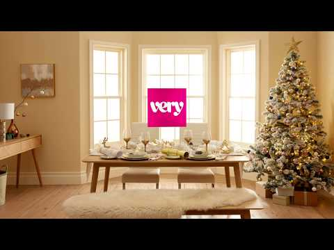 very.co.uk & Very Voucher Code video: How To Dress Your Christmas Table | Very