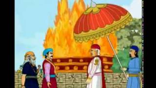 07 Punjabi Cartoons Akbar Tay Achoo 07 width=