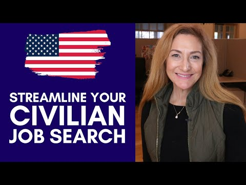 Streamline Your Civilian Job Search photo