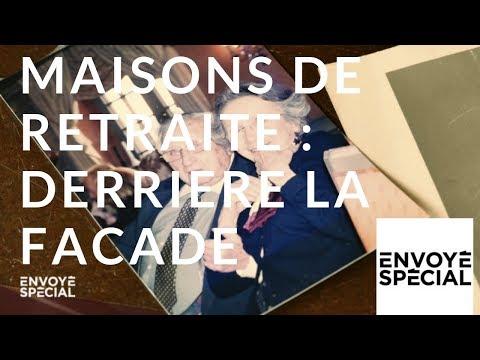 nouvel ordre mondial | Envoyé spécial. Maisons de retraite : derrière la façade - 20 septembre 2018 (France 2)