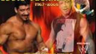 Eddie's Guerrero tribute (1967-2005)