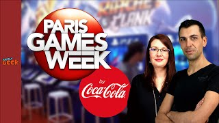 PARIS GAMES WEEK 2015 (PGW) - GoPro Clip