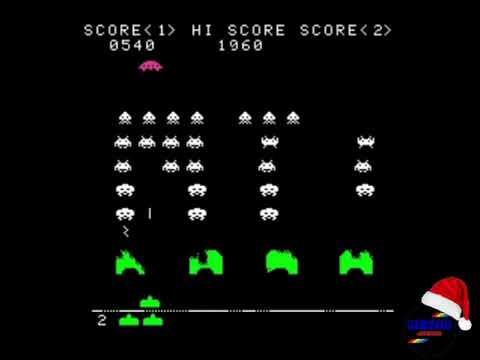 Space Invaders p/ Commodore Amiga - RETROJuegos