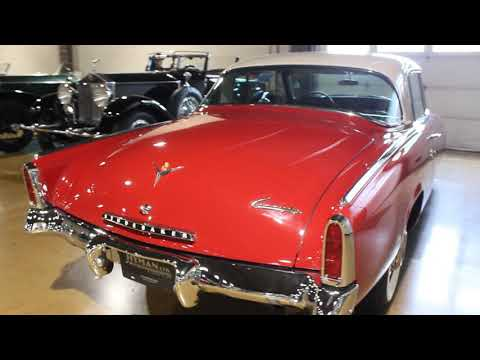 1953 Studebaker Commander Coupe 8834383 Pre Purchase Collector Car Inspection 142